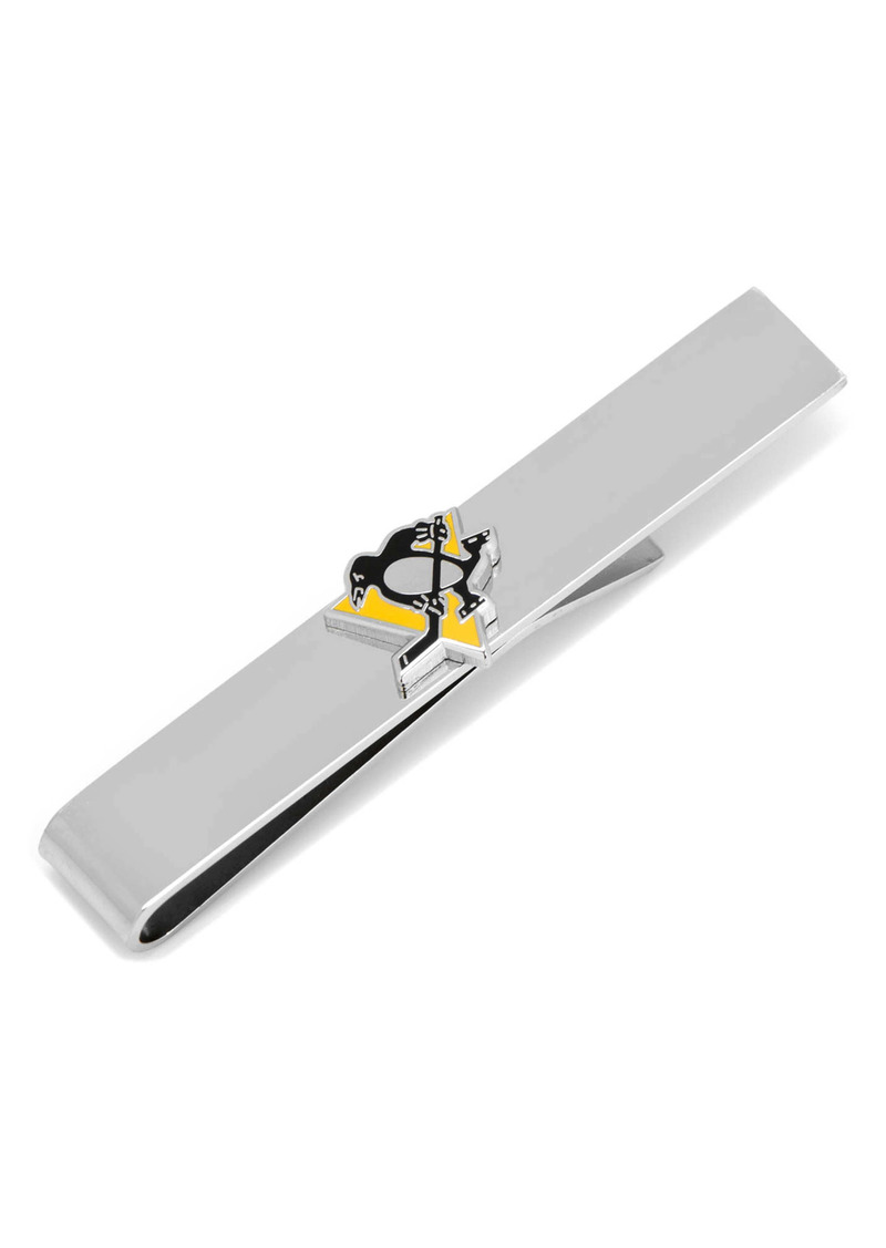 Cufflinks Inc. Cufflinks, Inc. NHL Pittsburgh Penguins Tie Bar