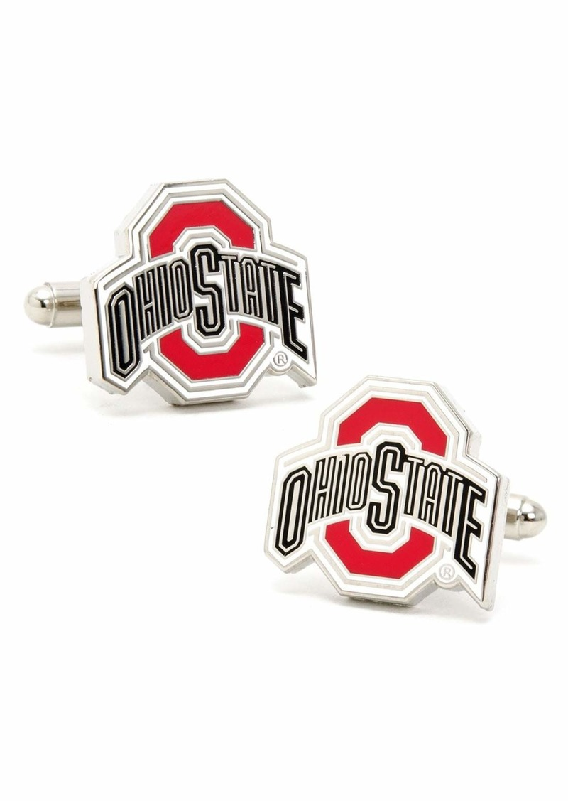 Cufflinks Inc. Cufflinks, Inc. 'Ohio State Buckeyes' Cuff Links