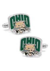 Cufflinks Inc. Cufflinks, Inc. 'Ohio University Bobcats' Cuff Links