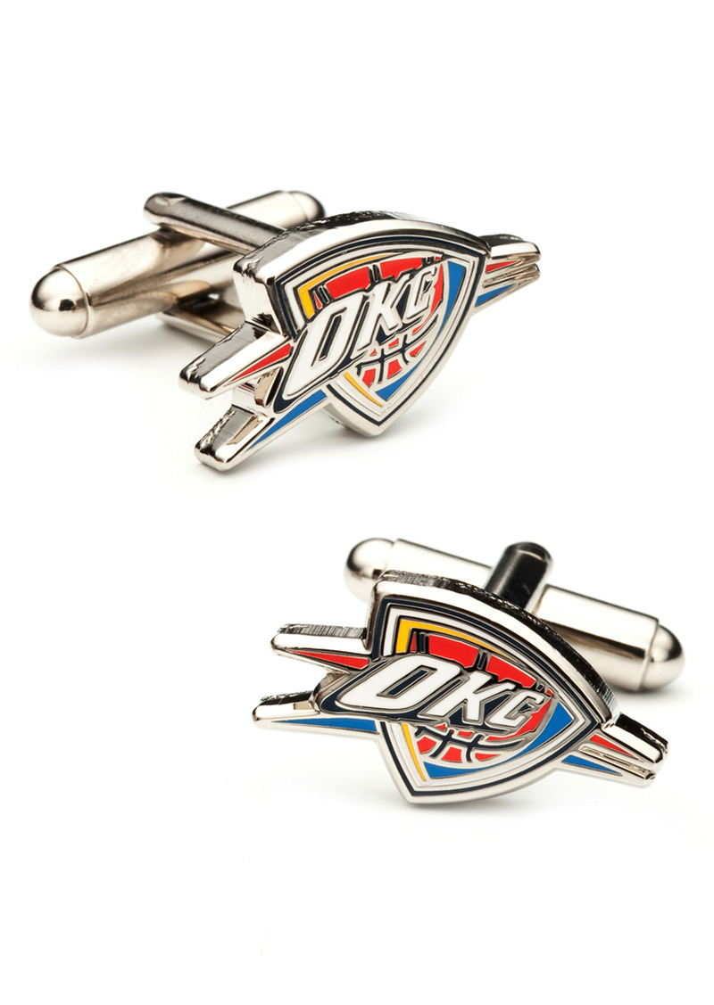 Cufflinks Inc. Cufflinks, Inc. 'Oklahoma City Thunder' Cuff Links