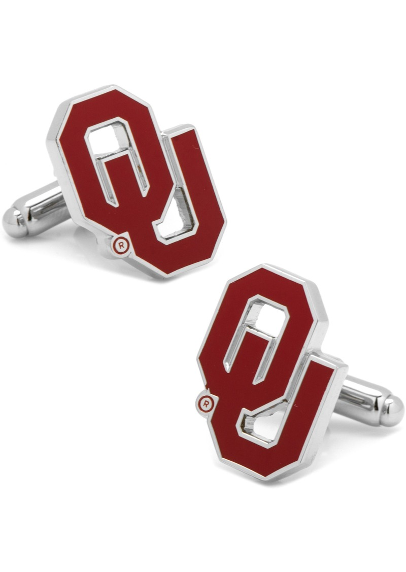 Cufflinks Inc. Cufflinks, Inc. 'Oklahoma Sooners' Cuff Links