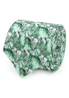 Cufflinks Inc. Cufflinks, Inc. Palm Leaf Cotton Tie