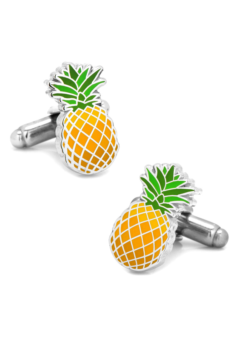 Cufflinks Inc. Cufflinks, Inc. Pineapple Cuff Links