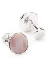 Cufflinks Inc. Cufflinks, Inc. Pink Mother-of-Pearl Cuff Links