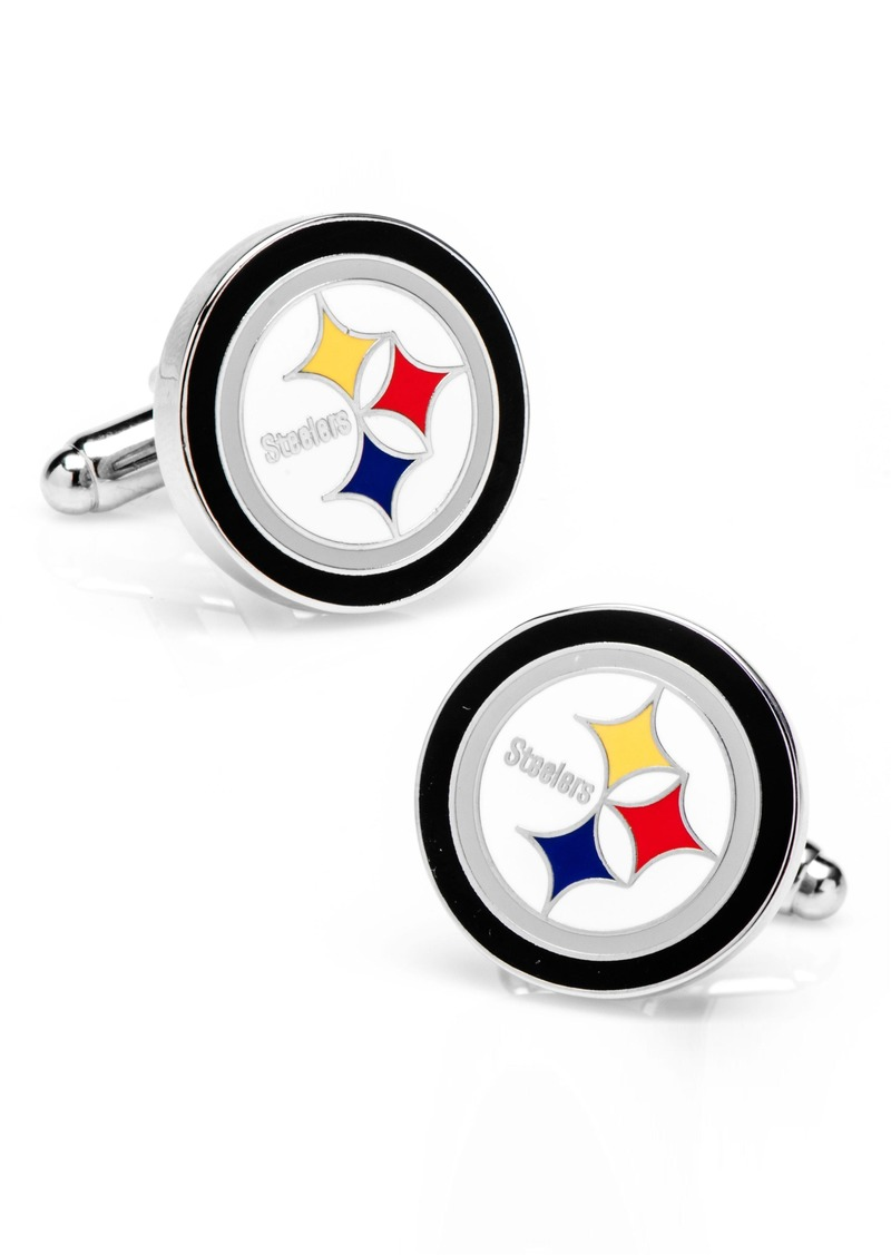 Cufflinks Inc. Cufflinks, Inc. Pittsburgh Steelers Cuff Links