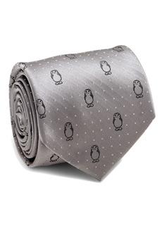 Cufflinks Inc. Cufflinks, Inc. Porg Silk Tie