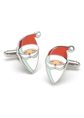 Cufflinks Inc. Cufflinks, Inc. Retro Santa Cuff Links