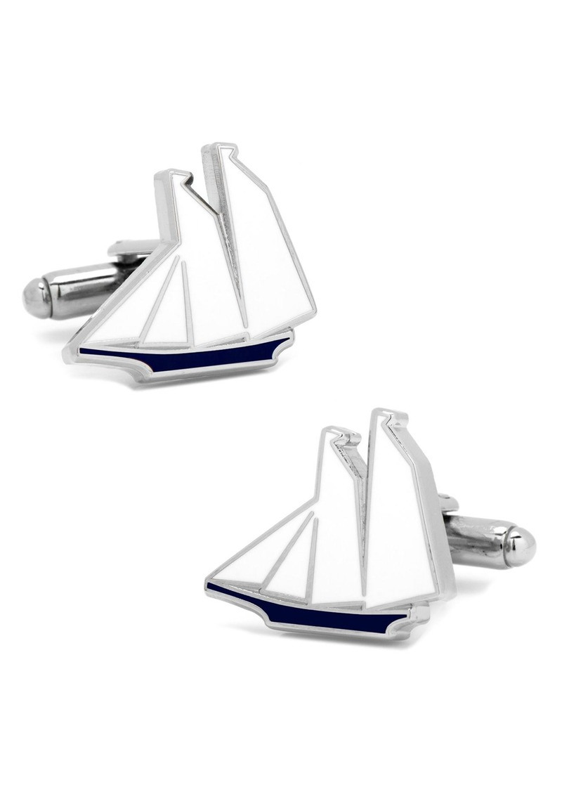 Cufflinks Inc. Cufflinks, Inc. Sailboat Cuff Links