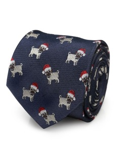 Cufflinks Inc. Cufflinks Inc Santa Pug Men's Tie