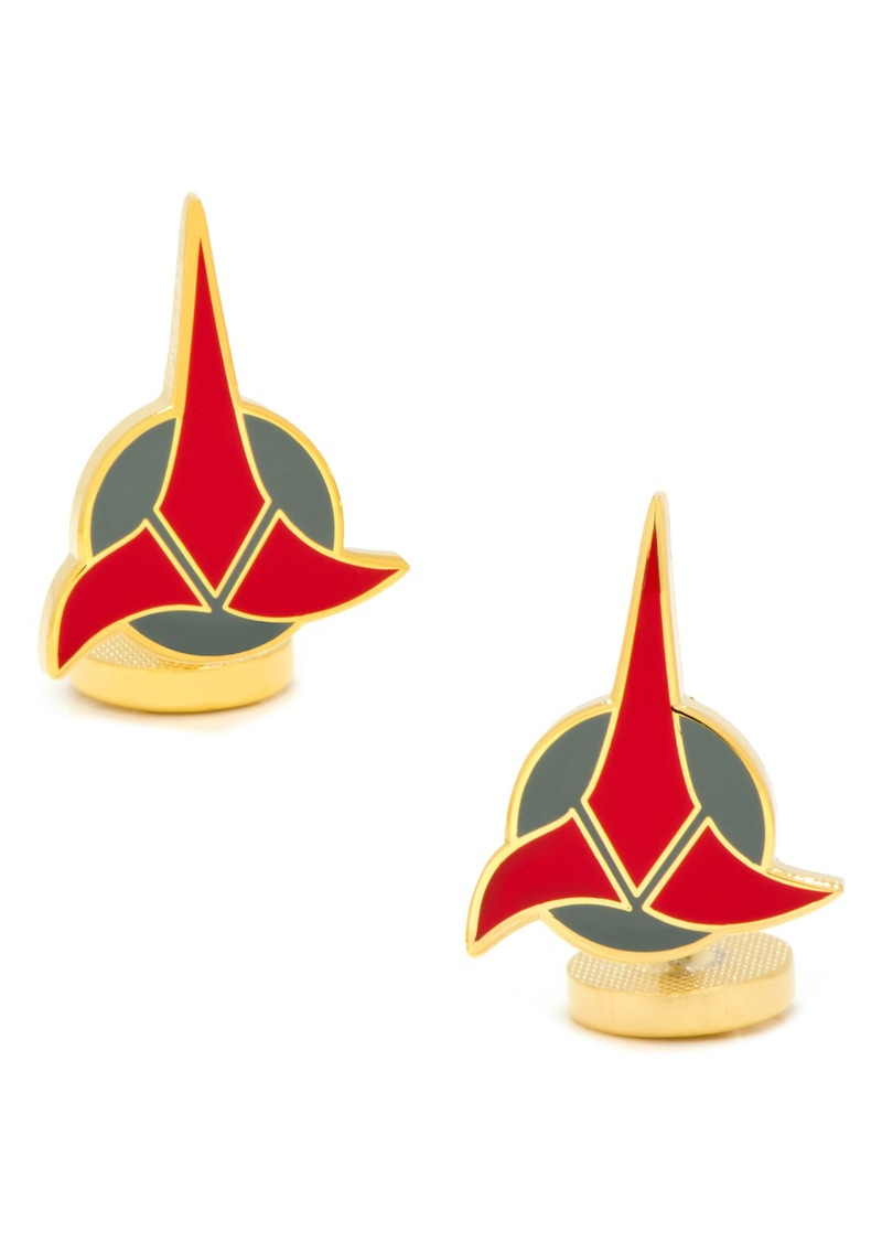 Cufflinks Inc. Cufflinks, Inc. 'Star Trek' Klingon Cuff Links