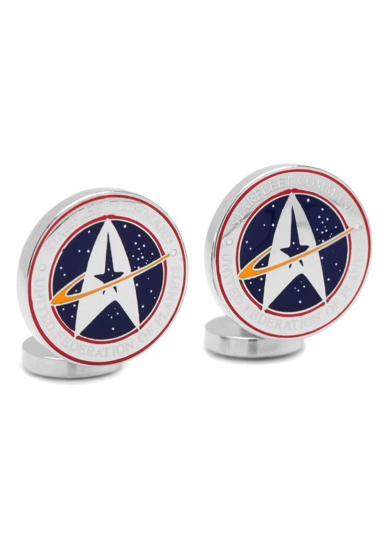 Cufflinks Inc. Cufflinks, Inc. 'Star Trek' Starfleet Command Cuff Links