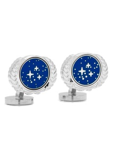 Cufflinks Inc. Cufflinks, Inc. 'Star Trek' UFP Cuff Links
