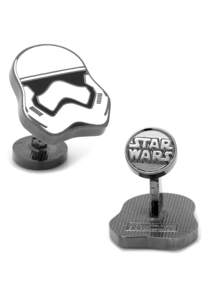 Cufflinks Inc. Cufflinks, Inc. 'Star Wars™ - First Order Stormtrooper' Cuff Links