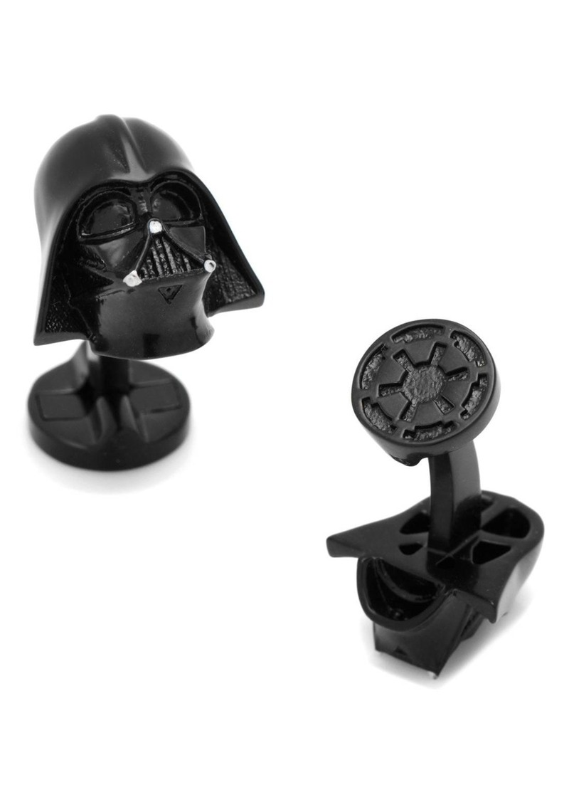 Cufflinks Inc. Cufflinks, Inc. Star Wars Darth Vader Cuff Links