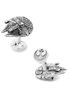 Cufflinks Inc. Cufflinks, Inc. Star Wars Millennium Falcon Cuff Links