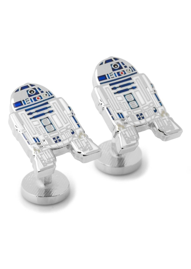 Cufflinks Inc. Cufflinks, Inc. Star Wars R2D2 Cuff Links