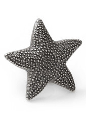 Cufflinks Inc. Cufflinks, Inc. Starfish Antiquated Lapel Pin