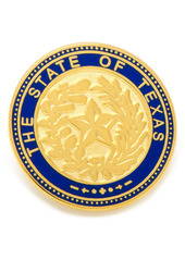 Cufflinks Inc. Cufflinks, Inc. State of Texas Seal Lapel Pin