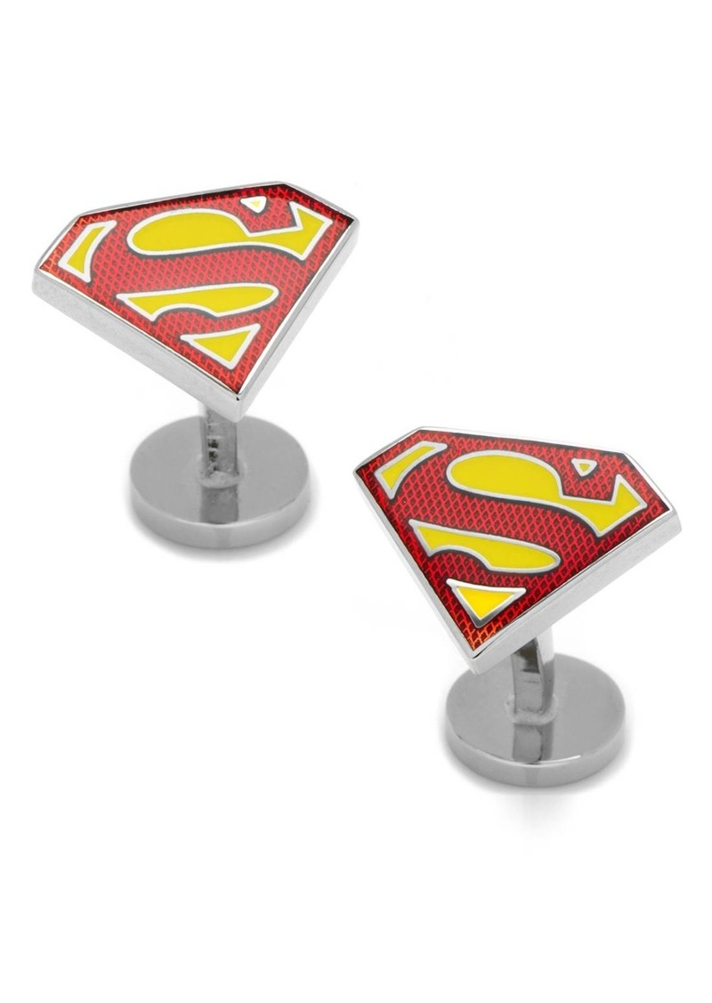 Cufflinks Inc. Cufflinks, Inc. 'Superman' Cuff Links