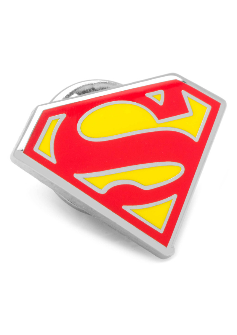 Cufflinks Inc. Cufflinks, Inc. Superman Lapel Pin