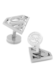 Cufflinks Inc. Cufflinks, Inc. 'Superman Shield' Cuff Links