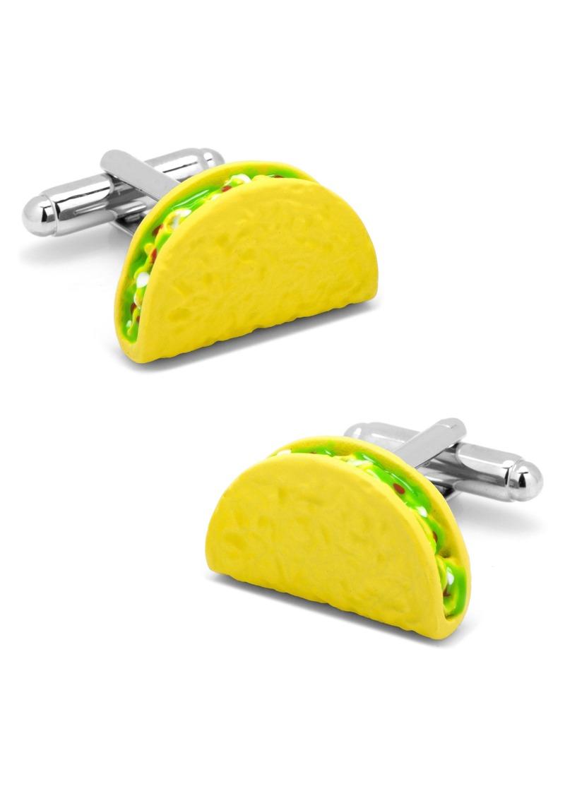 Cufflinks Inc. Cufflinks, Inc. Taco Cuff Links