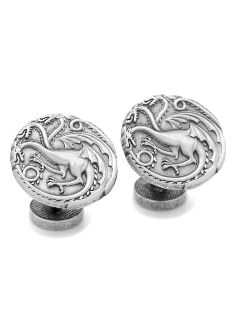 Cufflinks Inc. Cufflinks, Inc. Targaryen Dragon Cuff Links