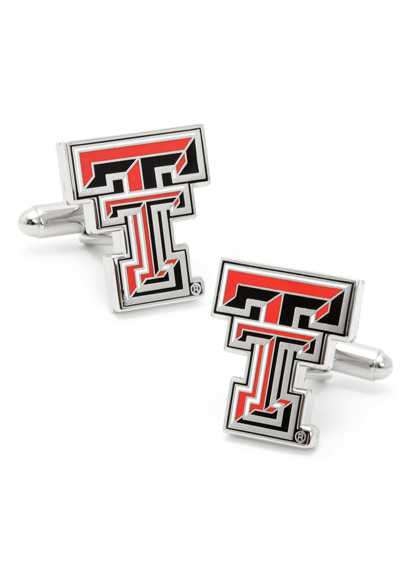 Cufflinks Inc. Cufflinks, Inc. 'Texas Tech Red Raiders' Cuff Links