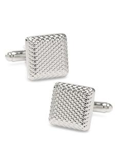 Cufflinks Inc. Cufflinks, Inc. Textured Square Cuff Links