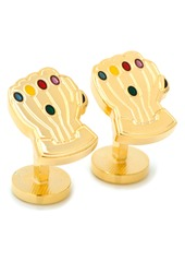 Cufflinks Inc. Cufflinks, Inc. Thanos Infinity Gauntlet Cuff Links