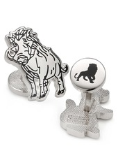 Cufflinks Inc. Cufflinks, Inc. Timon & Pumbaa Cuff Links