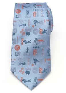 Cufflinks Inc. Cufflinks, Inc. Toy Story Scattered Motif Silk Tie