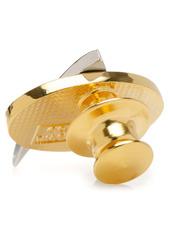 Cufflinks Inc. Cufflinks, Inc. Two-Tone Delta Shield Lapel Pin