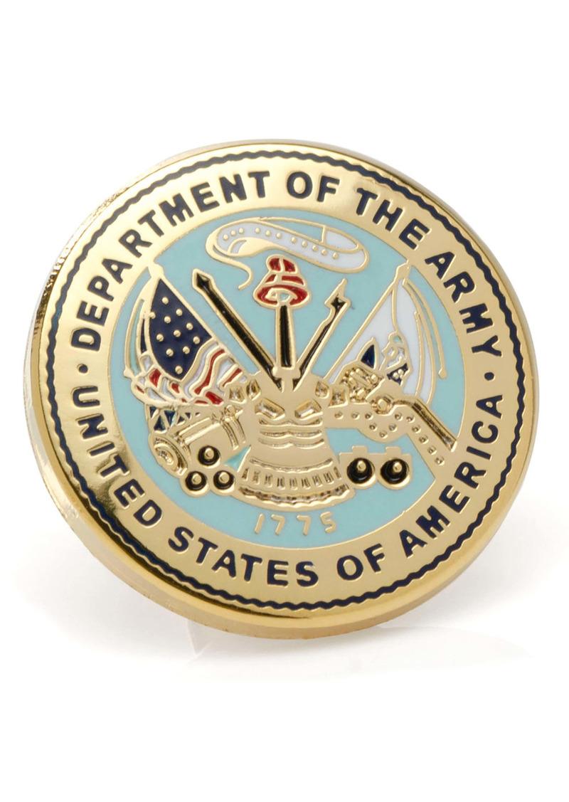 Cufflinks Inc. Cufflinks, Inc. United States Army Lapel Pin
