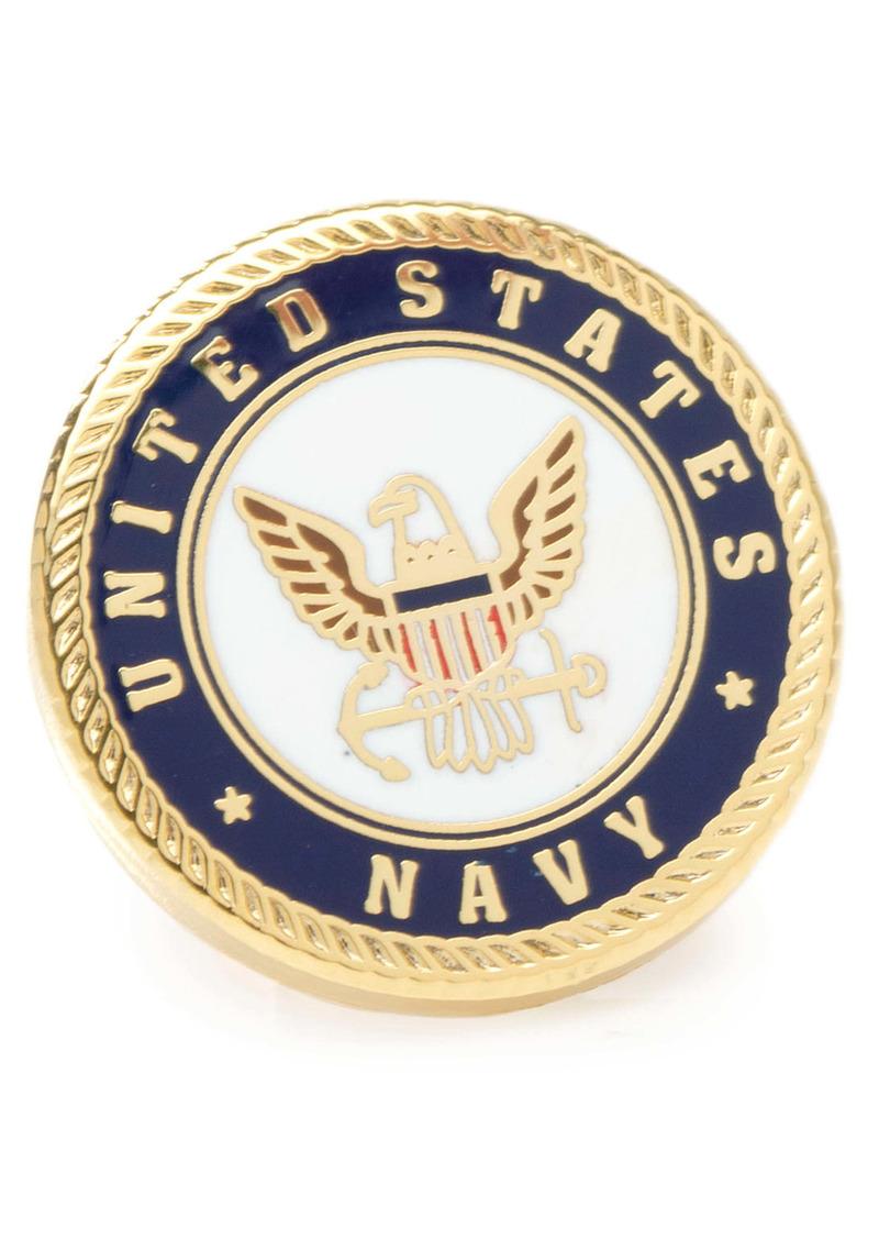 Cufflinks Inc. Cufflinks, Inc. United States Navy Lapel Pin