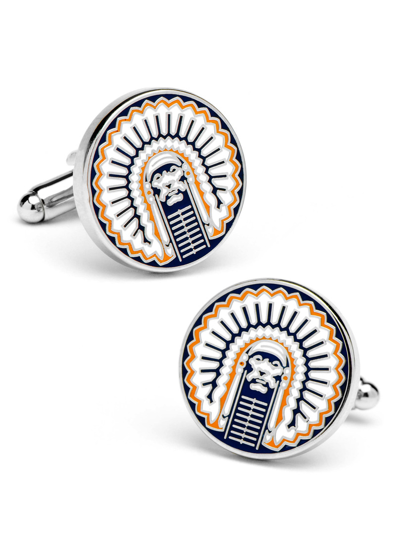 Cufflinks Inc. Cufflinks, Inc. University of Illinois Illini Cuff Links