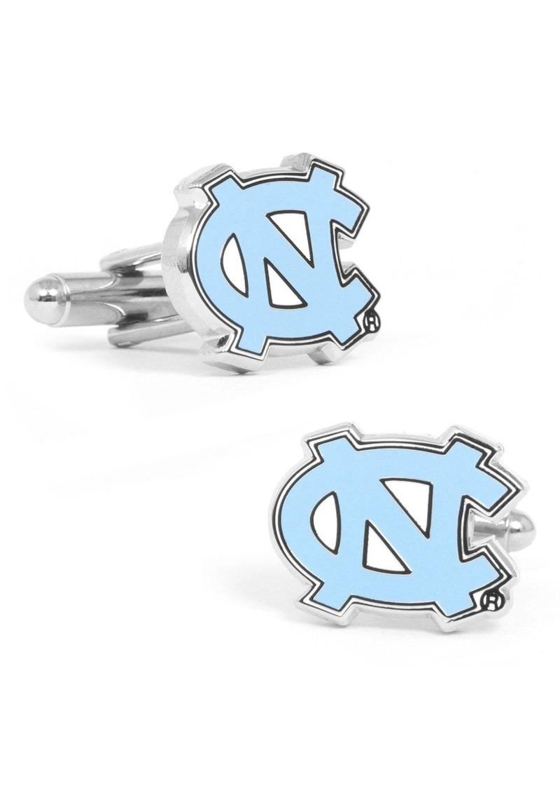 Cufflinks Inc. Cufflinks, Inc. 'University of North Carolina Tar Heels' Cuff Links