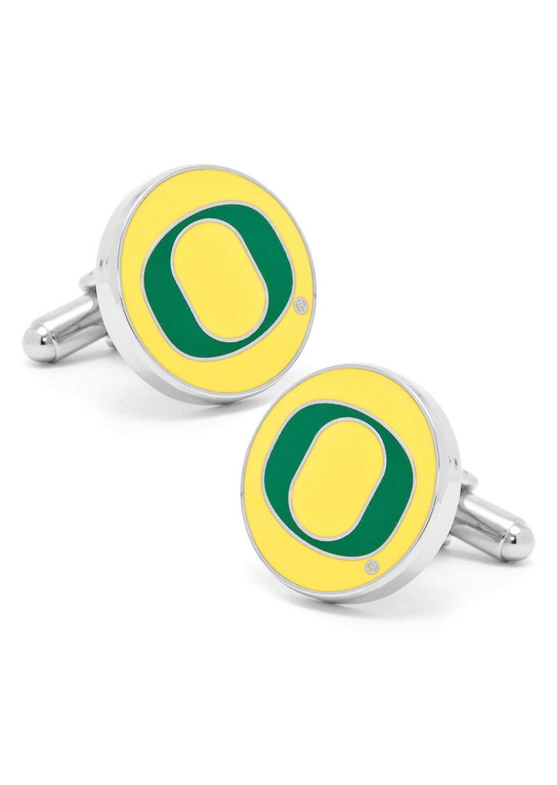 Cufflinks Inc. Cufflinks, Inc. 'University of Oregon Ducks' Cuff Links