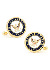 Cufflinks Inc. Cufflinks, Inc. U.S. Navy Cuff Links
