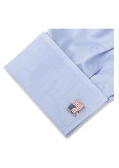 Cufflinks Inc. Cufflinks, Inc. Waving American Flag Cuff Links