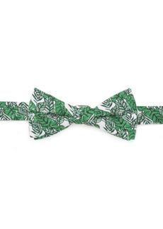 Cufflinks Inc. Men's Palm Leaf Bow Tie