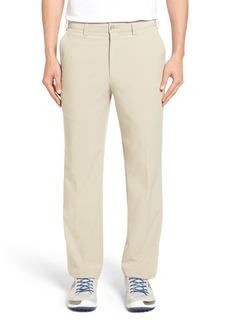 Cutter & Buck Bainbridge DryTec Flat Front Straight Leg Pants