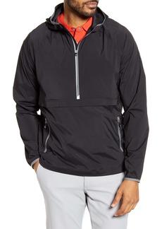 Cutter & Buck Breaker WeatherTec Half Zip Hooded Pullover