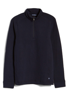 Cutter & Buck Coastal Ribbed Half Zip Pullover