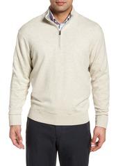 Cutter & Buck Lakemont Classic Fit Quarter Zip Sweater