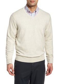 Cutter & Buck Lakemont Classic Fit V-Neck Sweater
