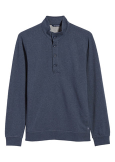 Cutter & Buck Saturday Mock Neck Sweatshirt