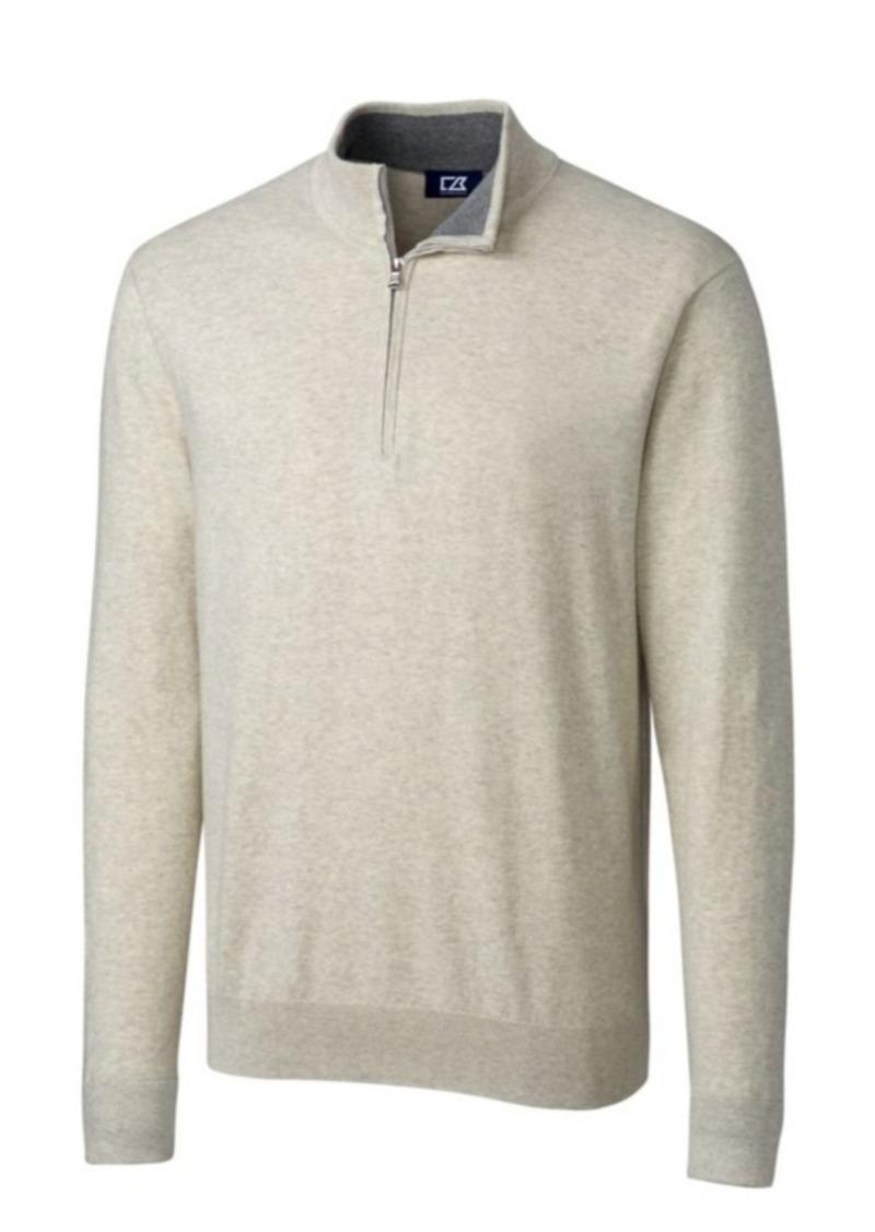 Cutter & Buck Cutter and Buck Men's Big and Tall Lakemont Half Zip Sweater