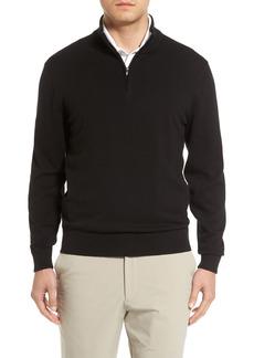 Men's Big & Tall Cutter & Buck Lakemont Half Zip Sweater