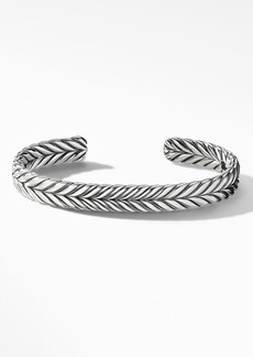 David Yurman Chevron Cuff Bracelet